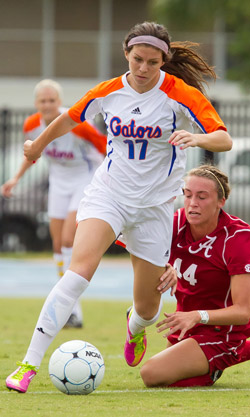 florida womens college soccer player erika tymrak
