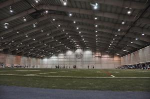 penn state men's college soccer indoor training facility
