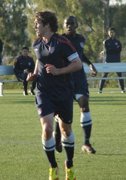 u23 us olympic men's soccer team player