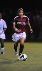 stanford women's college soccer player teresa noyola