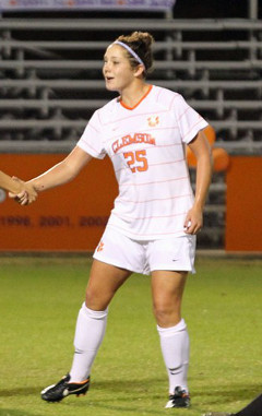 clemson college soccer player katelyn reeves