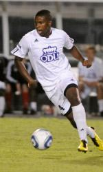 old dominion men's college soccer player yannick smith