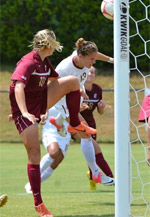 florida state women's college soccer player kristen grubka