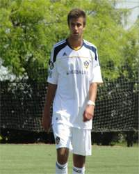 club soccer player la galaxy Justin Dhillon