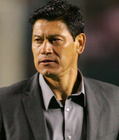 real salt lake technical director Martin Vasquez