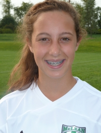 club soccer player mia hoen beck