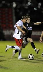 maryland men's college soccer player casey townsend