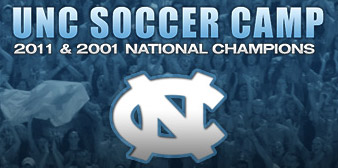 UNC Men's Soccer Camp
