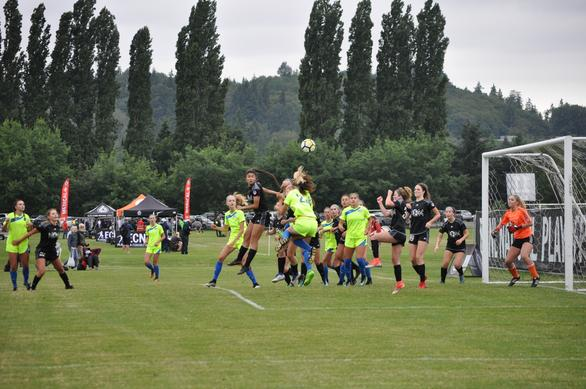 ECNL Playoffs Day 2 Photos