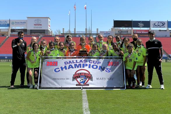 Dallas Cup - 2021 Girls Championship