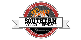 Southern Soccer Showcase for Boys